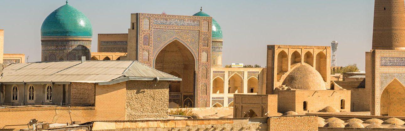Uzbekistan Silk Road Tours