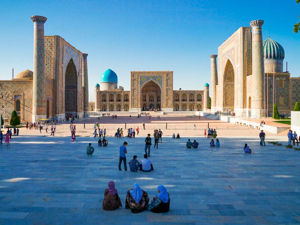 Registan-Square