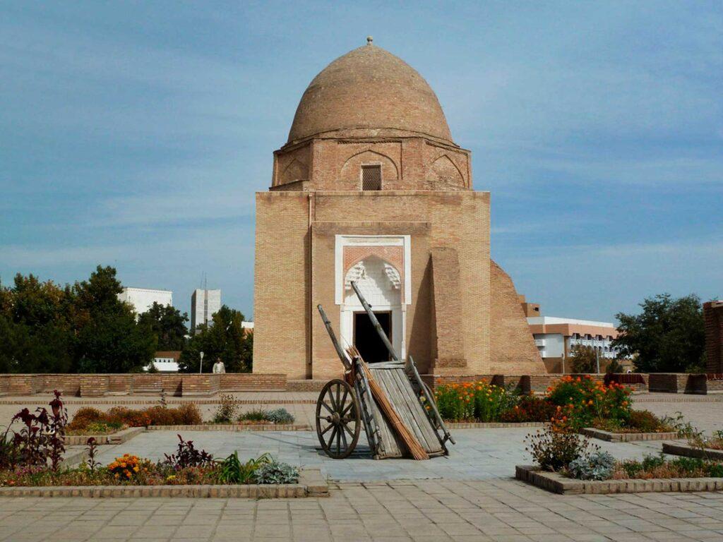 The Rukhabad Mausoleum