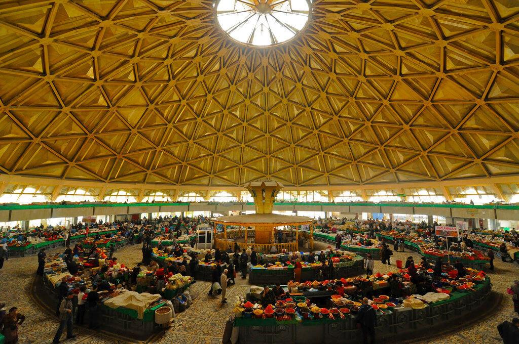 Chor-Su market Tashkent