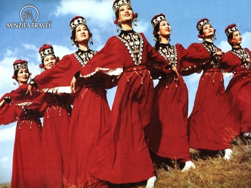 Peoples of Uzbekistan