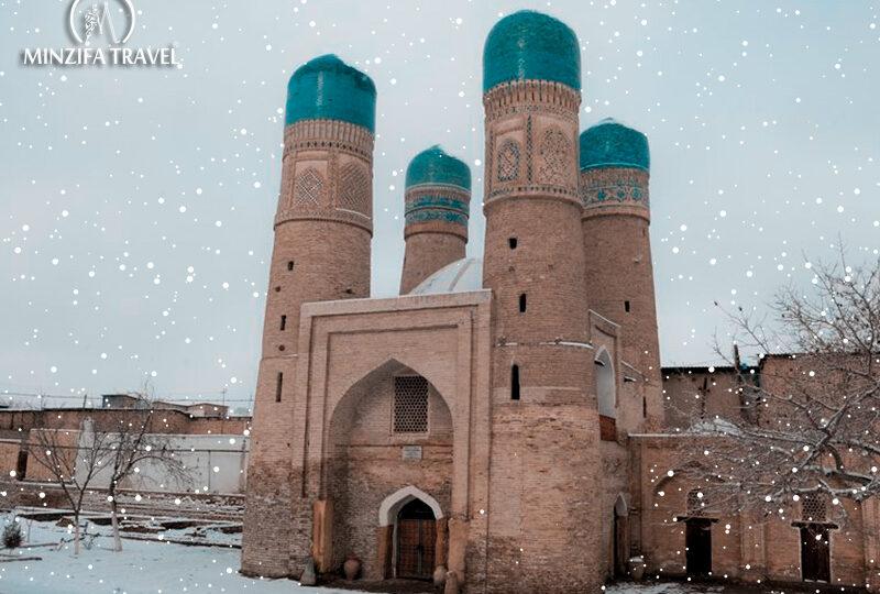 New Year's tours to Uzbekistan
